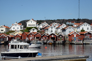 Haelleviksstrand, Schweden