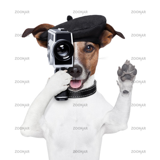 movie director dog