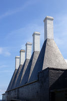 Svaneke Smokehouse on Bornholm, Denmark