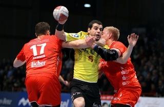 HBL 2011/2012 MT Melsungen vs. Eintr. Hildesheim