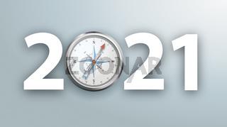 2021 Compass