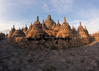 Architecture Borobudur Temple