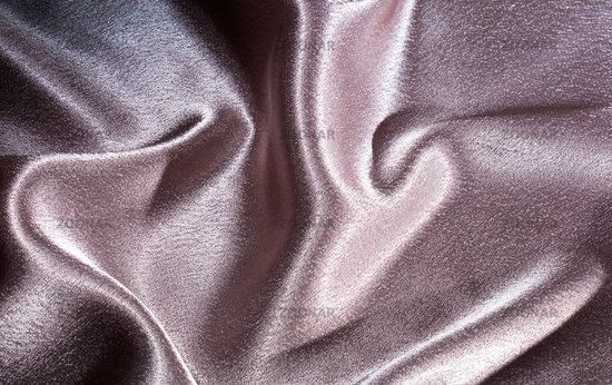 Dark violet satin