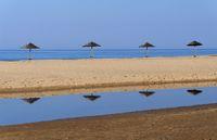 beach of Piscinas