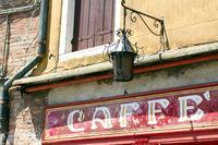 Cafe 001. Italy