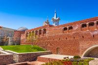 famous fortress Rabat in Akhaltsikhe, Georgia