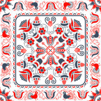 Hungarian embroidery pattern 144