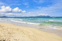 Playa de Muro beach between Port de Alcudia and Can Picafort