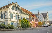 Rheinau Schweiz, Kanton Zürich