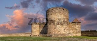 Akkerman fortress in Odessa region, Ukraine