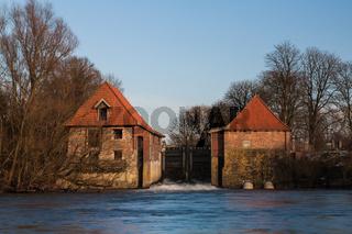 Füchtelner Mühle in Olfen