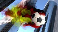 Football City Germany Smoke