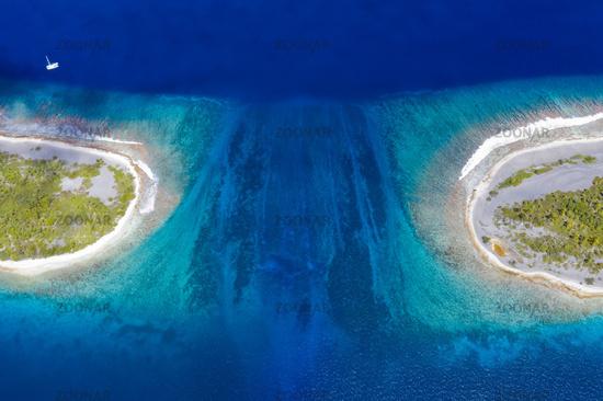 Kauehi Atoll, Franzoesisch Polynesien