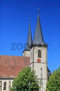 Sehenswertes von Haßfurt am Main