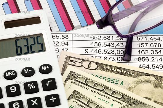 Calculators and statistics