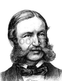 Heinrich Barth, 1821-1865