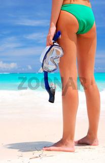 Going snorkeling