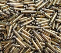 Empty bullet shells