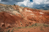 Valley of Mars landscapes