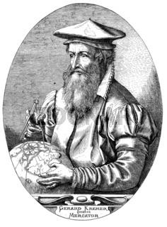 Gerhard Mercator, Gerard De Kremer, Gerardus Merca