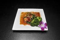 Delicious Salmon Basil