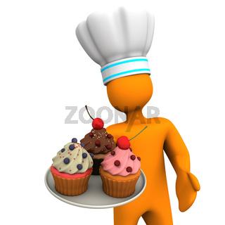 Baker Cupcakes