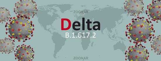 World Delta Coronavirus Models Centre Header