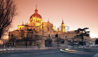 Cathedral Nuestra Senora de la Almudena
