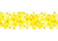 Yellow pattern background