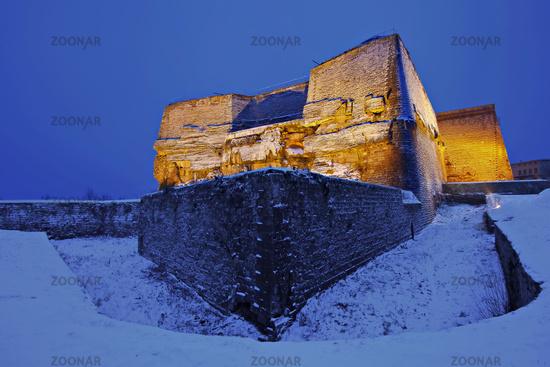 Vauban-Citadel, Lorraine, France