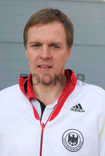 Martin Heuberger (DHB Cheftrainer Herren-Handball-Nationalmannschaft)