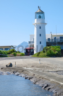 lighthouse at Cape Egmont New Zealand north island
