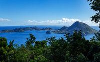 Terre-de-Haut, Iles des Saintes, Les Saintes, Guadeloupe, Kleine Antillen, Karibik.