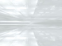 Plane white background with straight lines - 3d illustration