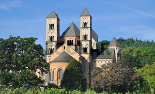 Kloster Maria Laach in der Eifel