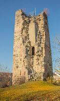 Hinterburg Tengen, Landkreis Konstanz