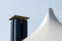Bell Tower 001. Berlin. Germany