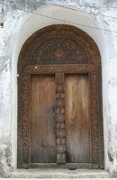 Front Door in Stone Town