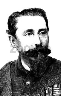 Giovanni Acerbi, 1825-1869