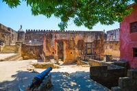 Fort Jesus -  medieval fortification