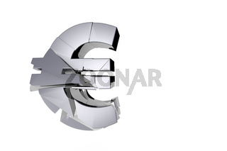 Zerfall des Euro