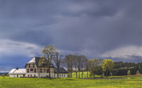 Upper Franconian farm