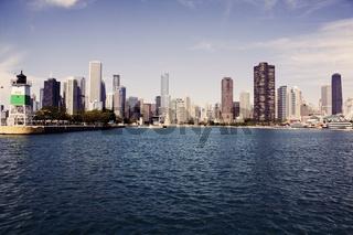 Panorama of Chicago