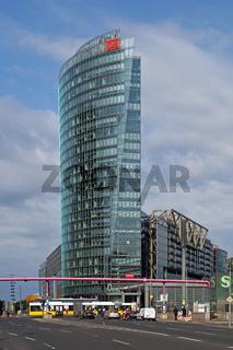 DB Tower Berlin Deutschland / Germany