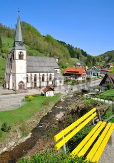 Bad Peterstal im Schwarzwald