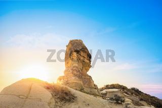 Sphinx in Cappadocia