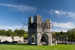 Mellifont Abbey Ruine