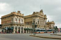 Genoa Brignole Railway Station