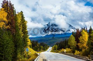 The astonishing Highway 93