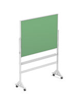 Mobile green chalkboard